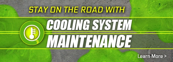 Cooling system maintenance in Fairfield, IA